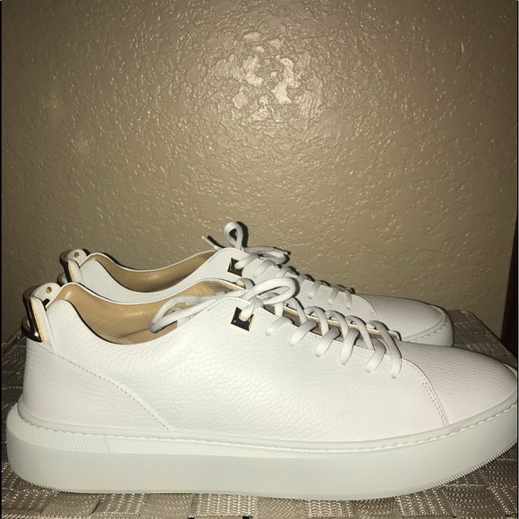 separation shoes 4551e b08d7 Buscemi Other - Buscemi Uno Low   White